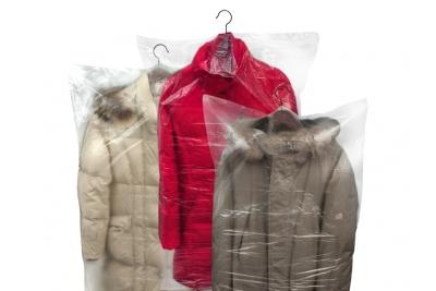 Пакет-чехол для одежды 1,5м (50шт.)