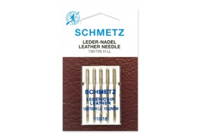 130/705 H-LL Schmetz голки для шкіри (5 шт.)