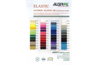 Цветовая карта ALTERFIL Elastic