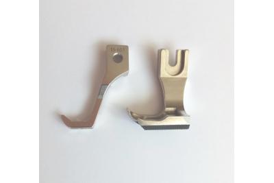 Лапки двойной транспорт U192 + U193 комплект (резиновая вставка)