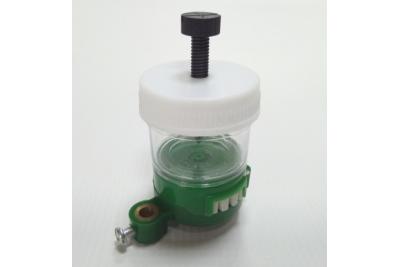 Масленка для пропитки нитей силиконом