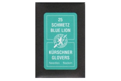 Голки для шкіри ручні Schmetz №7 (набір 25 шт.)