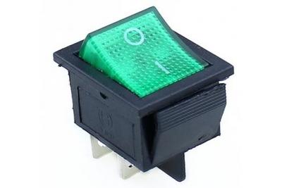 Кнопка включения парогенератора
