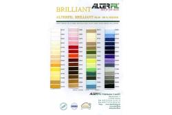 Карта кольорів ALTERFIL Brilliant