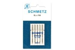 ELx705 Schmetz иглы для оверлока (5 шт.)