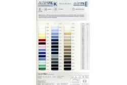 Цветовая карта ALTERFIL K
