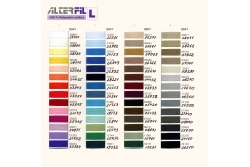 Карта кольорів ALTERFIL L 180/240