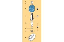 Электроклапан 1/2' CEME 9914
